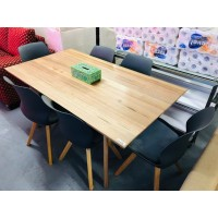 ORLANDO 1650MM DINING TABLE - FACTORY SECOND (FA378T2)