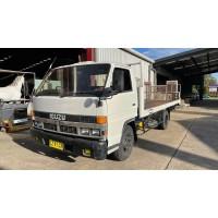 Isuzu NPR Elf Tilt & slide tray truck, Manual Diesel  5 Months NSW rego