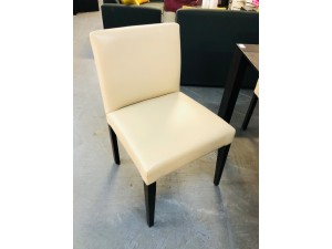 BEIGE DINING CHAIR X 6