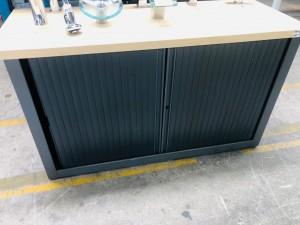 2 DOOR BENCHTOP TABLE CABINET 1300 X 510 X 700