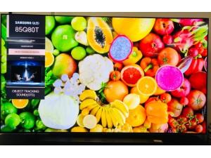 """SAMSUNG 85"""" QLED 4K UHD SMART TV (B-GRADE) PRODUCT:QA85Q80TA"""