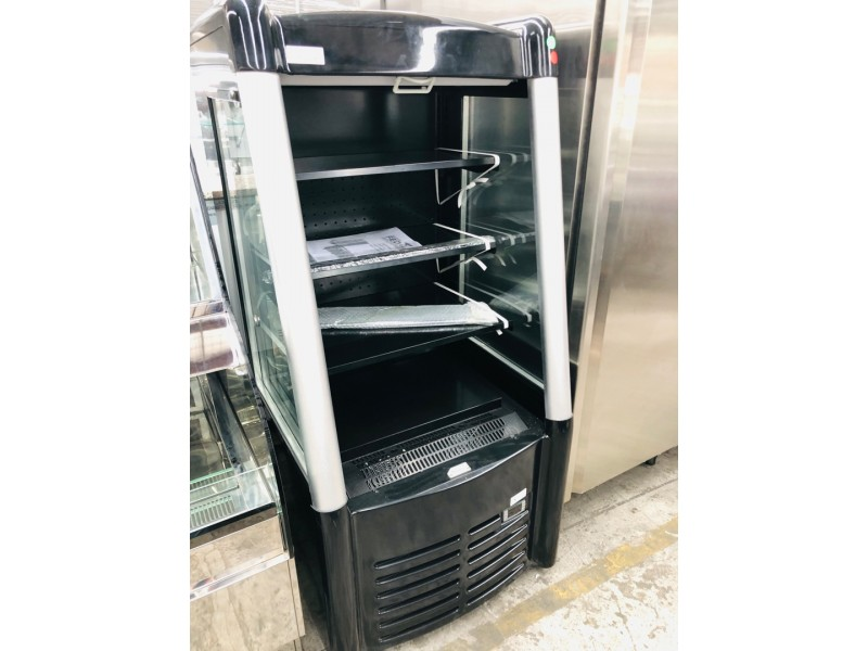 FREESTANDING OPEN DRINK FRIDGE 706X766X1495MM - #BLF-706