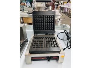 ELECTRIC WAFFLE MAKER 1.5KW 470X320X225MM - #UWB-S