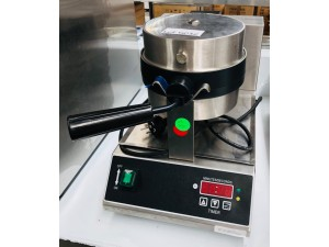 ELECTRIC WAFFLE BAKER 1KW 255X440X320MM - #WB-03D